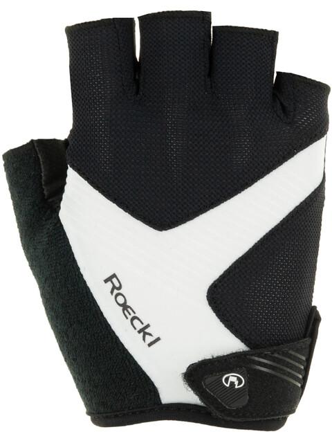 Roeckl Bregenz Handschuhe schwarz/weiß